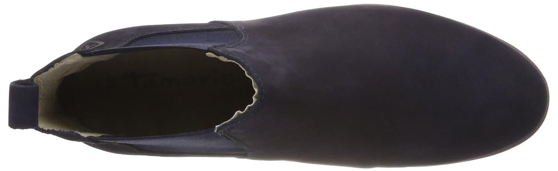 Tamaris Damen 25071 Blau Chelsea Stiefel Blau 25071 (Navy 805) f65623