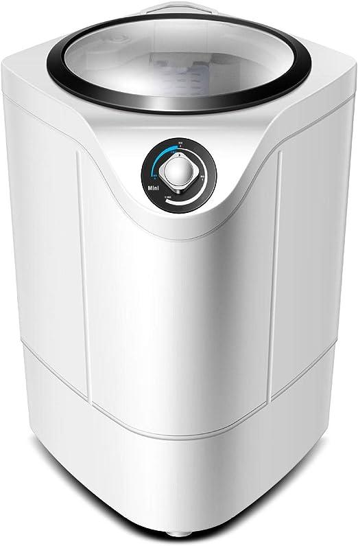 DAETNG Mini Lavadora portátil para Ropa compacta, Capacidad de ...
