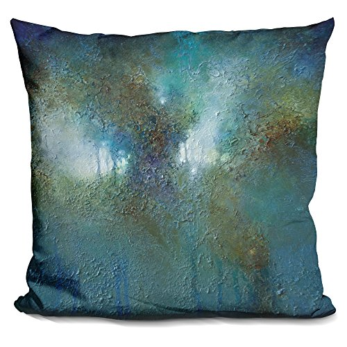 Mystic Throw - LiLiPi Mystic Forest Decorative Accent Throw Pillow
