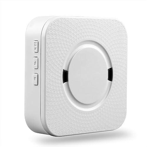 Zosi Video Doorbell Battery Operated Wireless Video