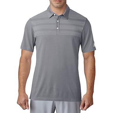 adidas Adi 3 Rayas de mapas del Golf Hombres Polo: Amazon.es ...