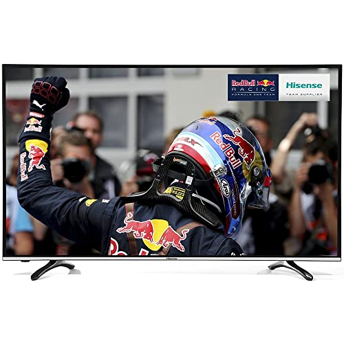 Hisense 43 - Inch Widescreen 4K Smart LED TV with Freeview HD