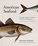 img - for American Seafood: Heritage, Culture & Cookery From Sea to Shining Sea book / textbook / text book