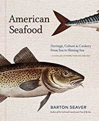 """""""Barton Seaver's American Seafood is a comprehensive and inspirational exploration of lesser known species and rekindles an awareness of the people, places, and histories of our oceans."""" --Eric Ripert, Chef & Co-Owner of L..."""