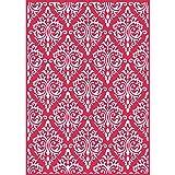 Craftwell USA Teresa Collins Embossing Folder, Beautiful Brocade
