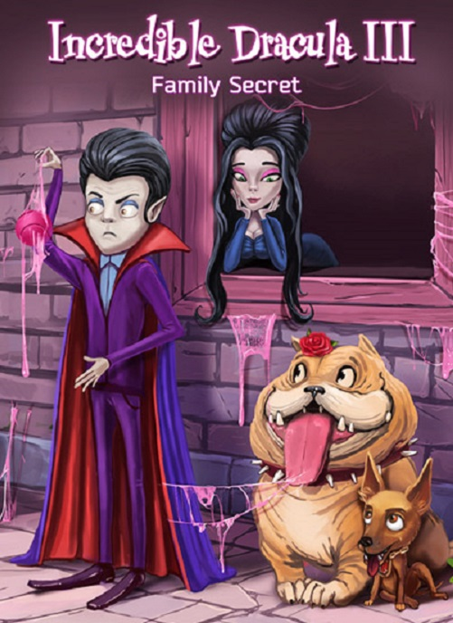 Incredible Dracula III: Family Secret [Download] (Halloween Pc Games)