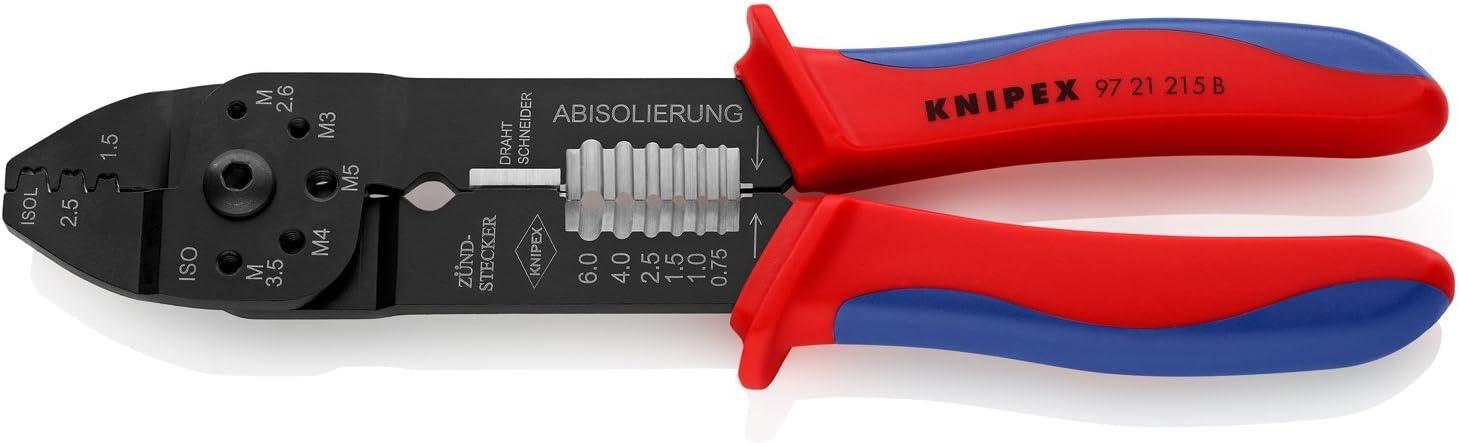 Knipex Crimping Tool 97 21 215 C