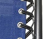 Caravan Sports Suspension Folding Chair, Blue