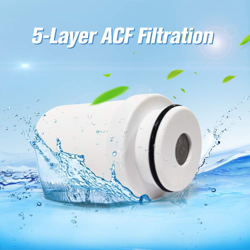 RuiLing Water Filter Tap Faucet Filter Replacement Element Faucet Mount Filter …