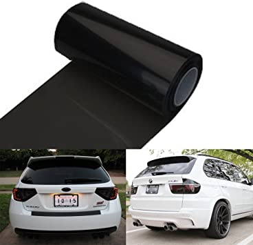 Film Sheet Sticker,Tint Vinyl Film Golden DIYAH 12 X 48 inches Self Adhesive Shiny Chameleon Headlights Tail Lights Fog Lights Films
