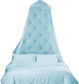 Hioplo Princess Hanging Dome Mosquito Net Bed Tent Curtains with 2 Openings Canopies