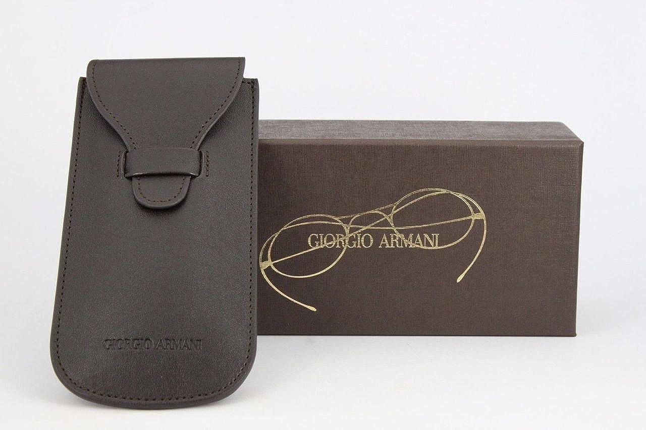 Gafas de Sol Giorgio Armani AR6018 MATTE TITANIUM - BROWN: Amazon.es: Ropa y accesorios