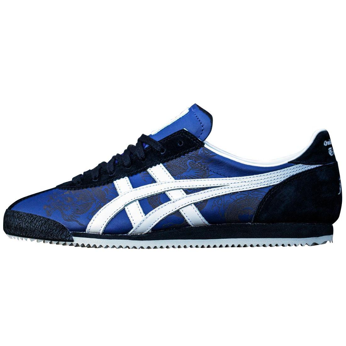 online store 55b45 14d74 Onitsuka Tiger Bait x Bruce Lee x Men Tiger Corsair - Jeet Kune Do Size 5.5  US, Navy White  Amazon.co.uk  Shoes   Bags