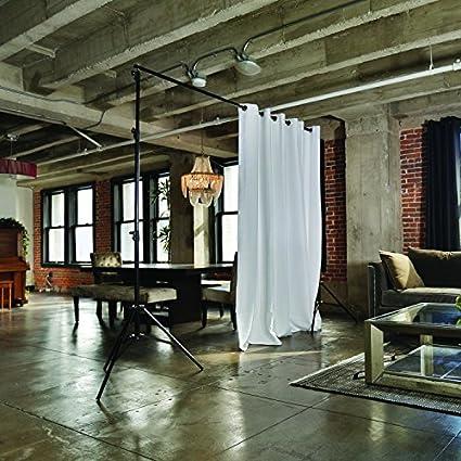 Amazoncom RoomDividersNow Freestanding Adjustable Room Divider