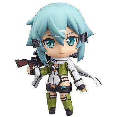 Good Smile Sword Art Online II: Sinon Nendoroid Action Figure: Toys & Games