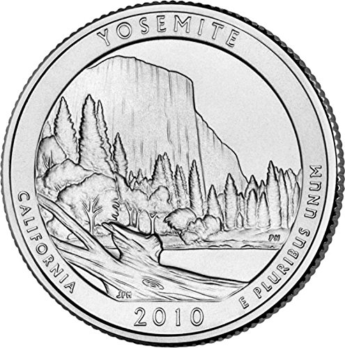 2010 D Bankroll of Yosemite National Park Uncirculated