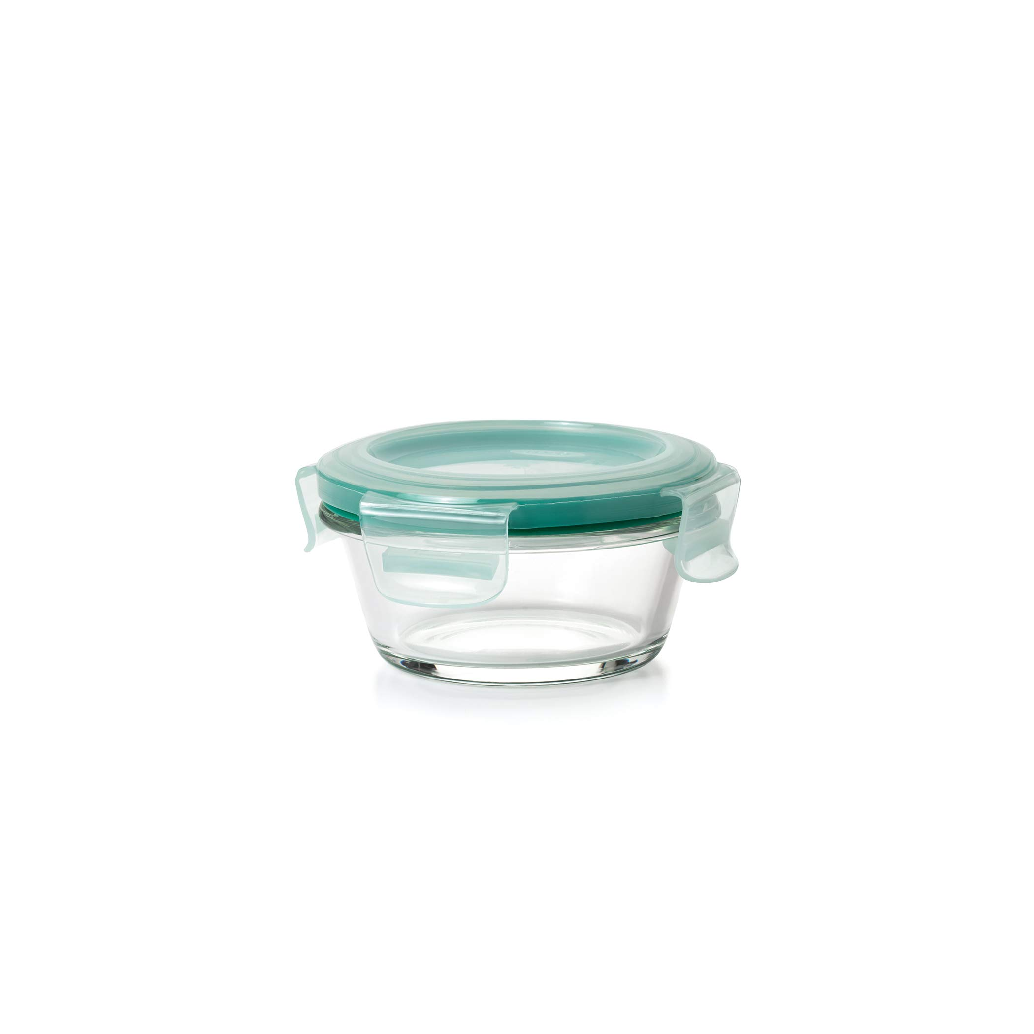 OXO Good Grips 8 Piece Freezer-to-Oven Safe Glass Bake, Serve and Store Set by OXO (Image #6)