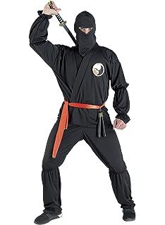 WIDMANN Desconocido Mens Ninja Traje Pequeño Reino Unido 38 ...