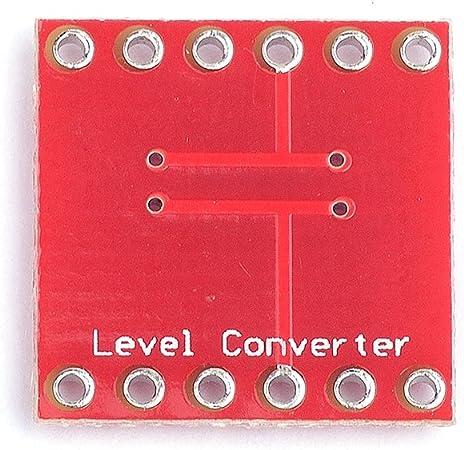 Cylewet 100 2 Kanal Logic Level Konverter 3 3 V Zu 5 V Computer Zubehör