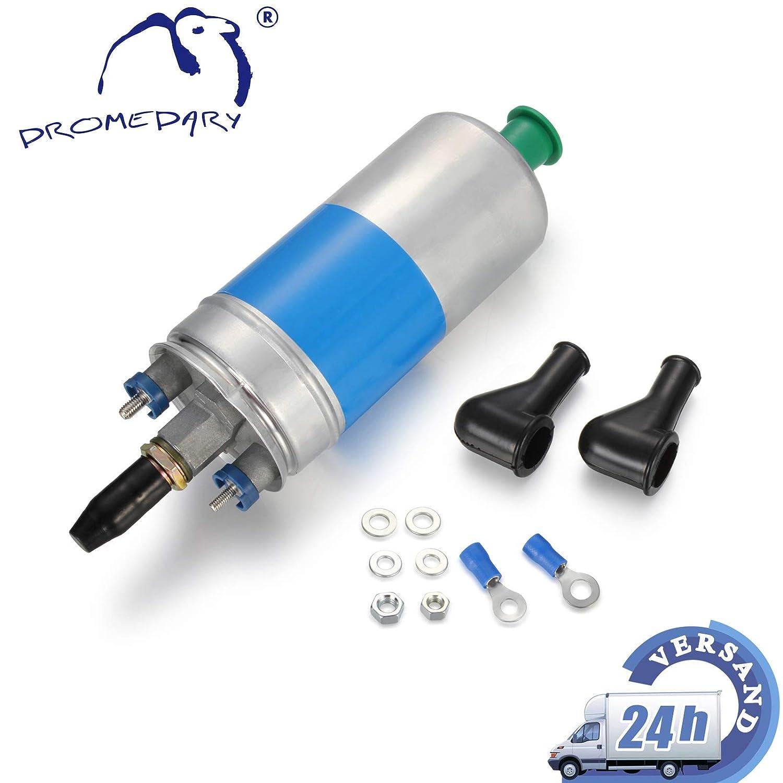 Dromedary 0020919701 Benzinpumpe Kraftstoffpumpe Elektrisch im Kraftstoffbehä lter Fö rderpumpe Kraftstoffversorgung