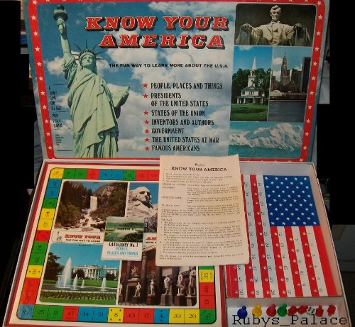 know the usa board game rules - 3