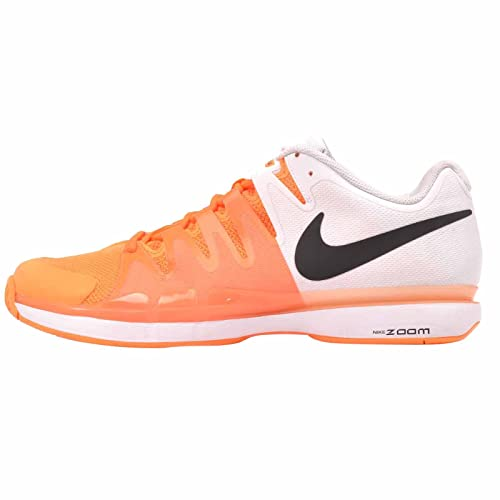 Nike Men's Zoom Vapor 9.5 Tour, Tart White/Black - Black, ...