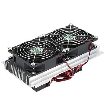 Refrigerador Termoeléctrico, Asixx DIY Refrigerador Termoeléctrico ...