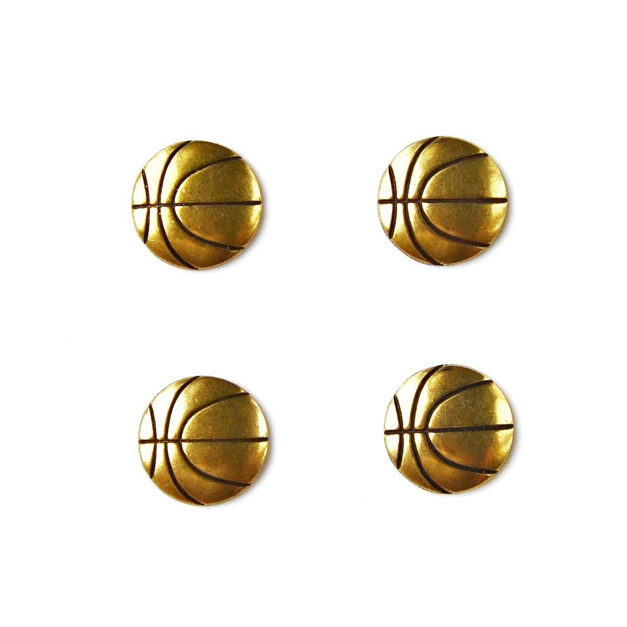 Basketball Tuxedo Studs