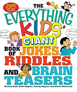 Everything Giant Riddles Teasers Everything ebook product image
