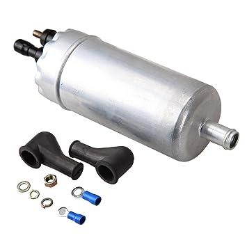 iglobalbuy 250bhp Universal coche de carreras Filtro de agua externo Bomba de inyección de combustible: Amazon.es: Coche y moto