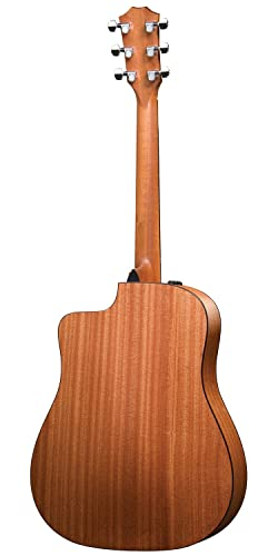 Taylor Guitars 110ce, Dreadnought, Solid Sitka Spruce, Sapele Back/Sides, Cutaway, ES-T