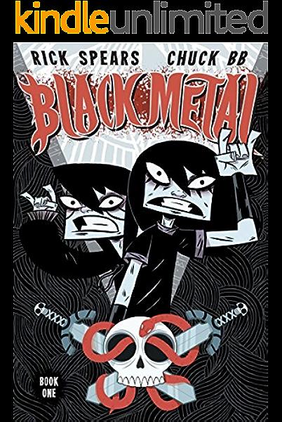 Amazon Com Black Metal Vol 1 Ebook Spears Rick Bb Chuck Bb Chuck Kindle Store