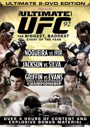 UFC 92: The Ultimate 2008 [DVD] by Forrest Griffin B01I06VS2O