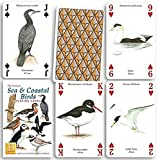 Sea & Coastal Birds Playing Cards