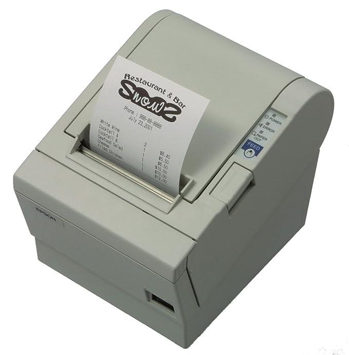 Epson TM-T86FP (001): Parallel, PS, ECW, Black Mark Sensor(Fiscal ...