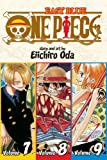 One Piece: East Blue 7-8-9, Eiichiro Oda, 1421536277