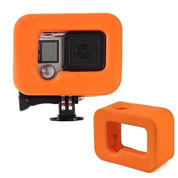 Caso flotante para GoPro Hero 5 4 3 – haift estándar buceo flotador acolchado Protector Funda