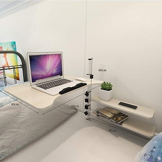 DOULM - Mesa de Escritorio Plegable para Ordenador portátil (40 x ...
