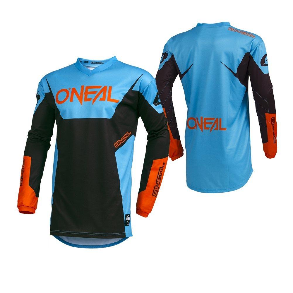 O'Neal Men's Element Racewear Jersey (Blue, X-Large),