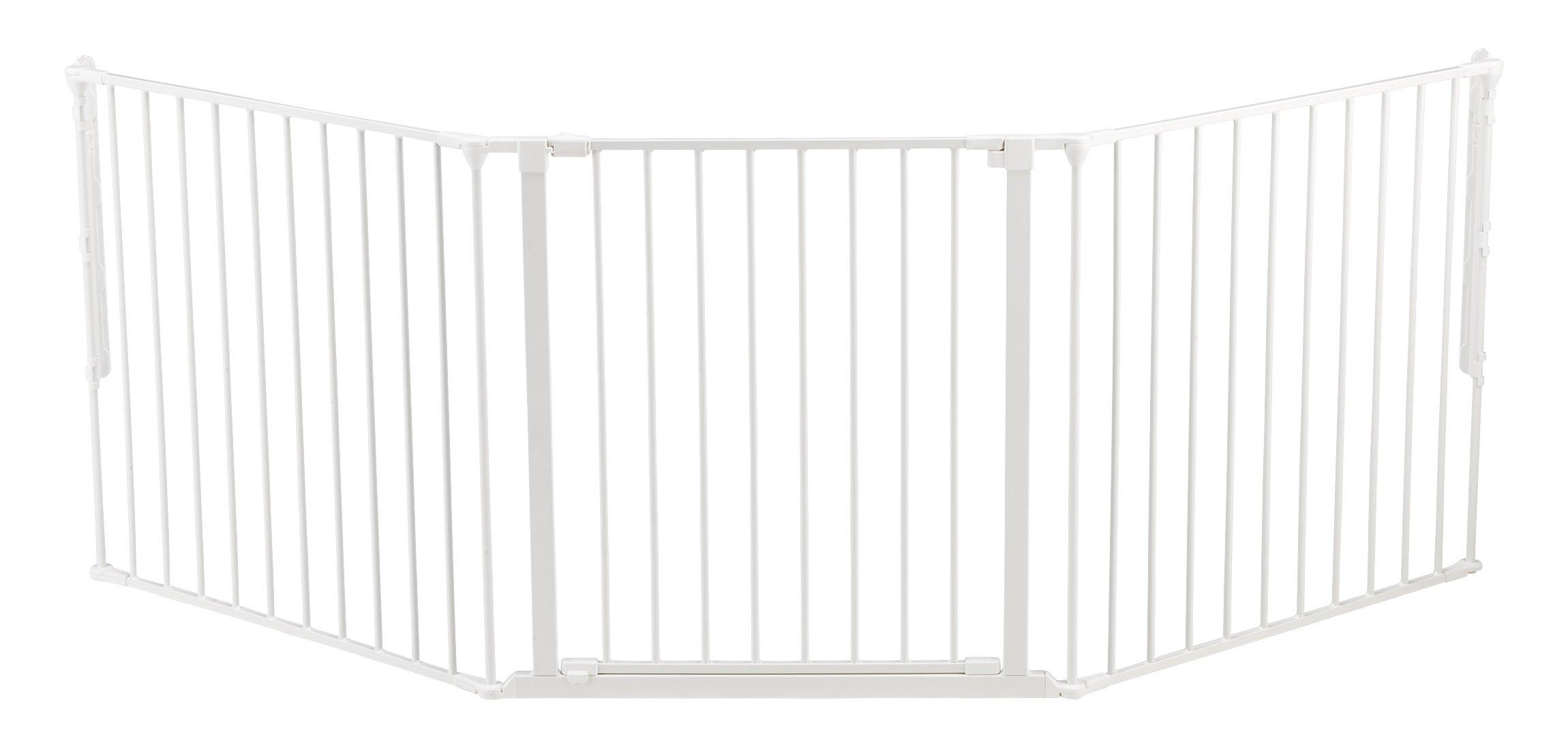 Baby Dan - Barrera de seguridad modulable flex l - blanco product image