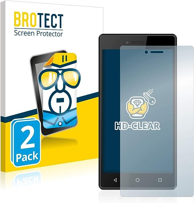 BROTECT Protector Pantalla Compatible con Qilive Q7 Protector ...