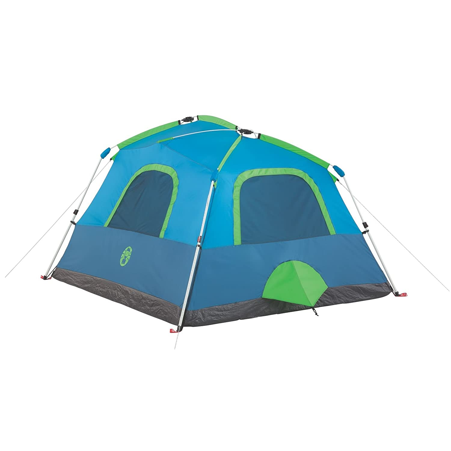Amazon.com  Coleman C&ing 4 Person Instant Signal Mountain Tent  Sports u0026 Outdoors  sc 1 st  Amazon.com & Amazon.com : Coleman Camping 4 Person Instant Signal Mountain Tent ...