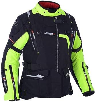 Oxford Montreal 2.0 señoras chaqueta de Moto: Amazon.es ...