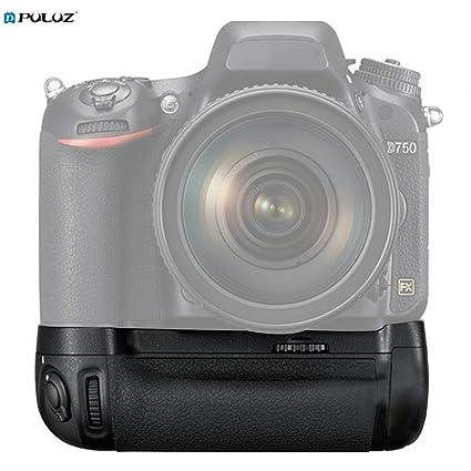 PULUZ PU2504 Reemplazo de la cámara Vertical Agarre de la batería ...