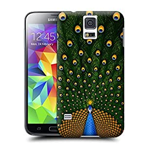 Tostore Animal painting patterns-01 battery cover for samsung galaxy s5 case