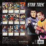 Star Trek TV Series Classic Official 2019 Calendar - Square Wall Calendar Format