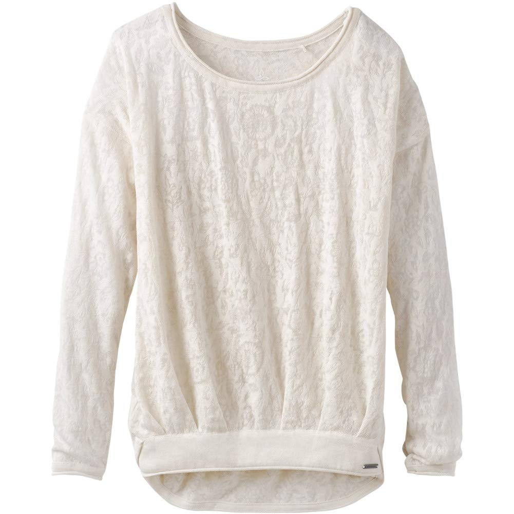 Bone prAna Prairie Grove Sweater