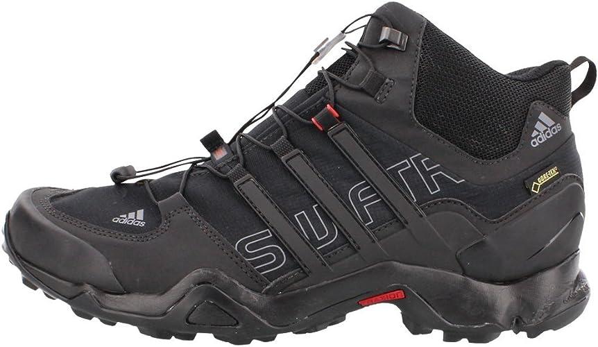 adidas Terrex Swift R Mid GTX Boot Men's Black Vista