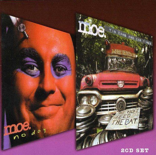 Price comparison product image No Doy / Tin Cans & Car Tires by Moe. (2006-06-27)
