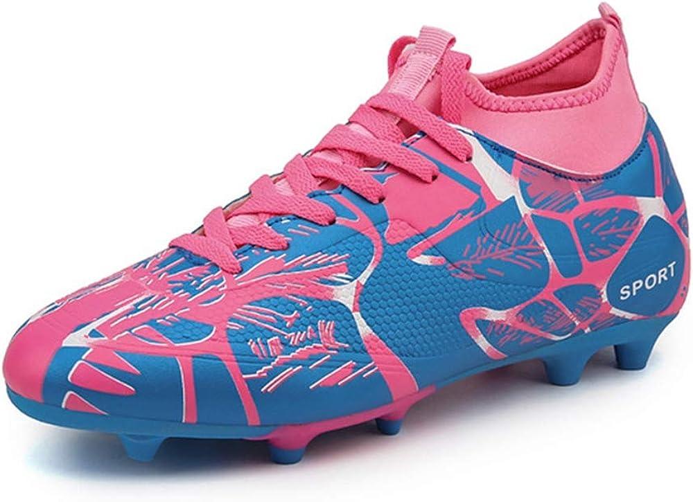 LYLZR Chaussures de Football pour Hommes, Chaussures de